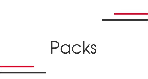 Recommended Packs