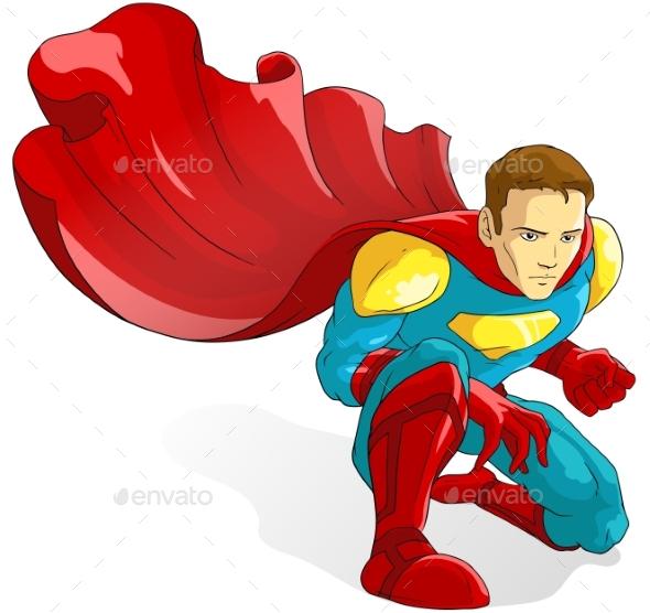Good Superhero