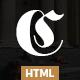 Chronicle - Premium News and Magazine HTML5 Template