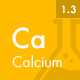 Calcium - Minimalist Portfolio & Blogging Theme