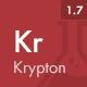 Krypton: Responsive Business and Portfolio Theme