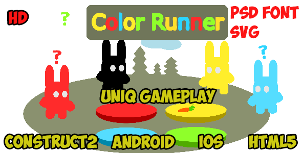 Color Endless Runner