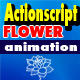 AS3 Flower Animation - ActiveDen Item for Sale