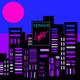 Retro 80's Synthwave