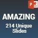 Amazing Multipurpose PowerPoint Presentation Template