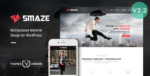 Download Smaze - Multipurpose Modern Theme nulled download