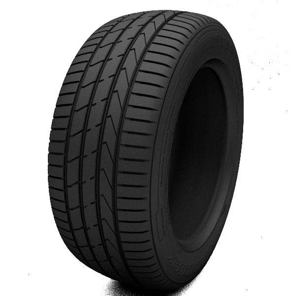 Tire Hankook Ventus S1 - 3DOcean Item for Sale