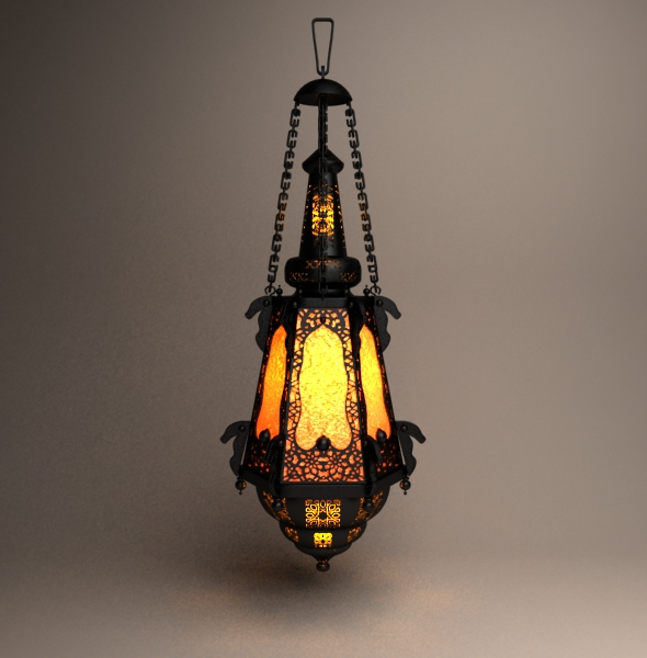ramadan Lantern 4 - 3DOcean Item for Sale