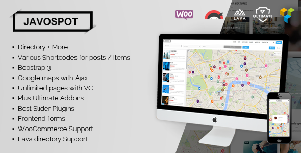13 - Javo Spot - Multi Purpose Directory WordPress Theme