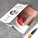 Business Branding & Education Trifold Brochure