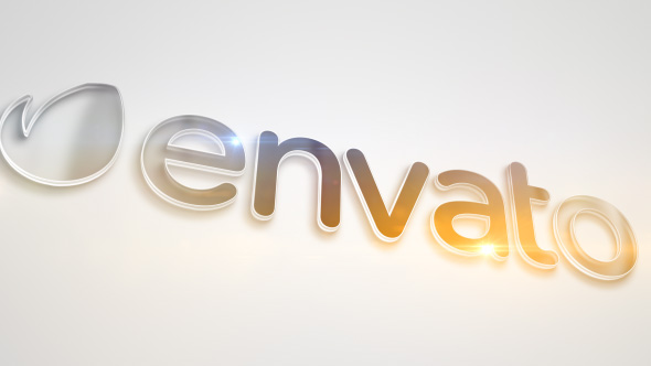 Quick Clean Bling Logo 3 - Corporate Logo pistot After Effects Project Files
