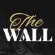 The Wall - Photography WordPress Theme