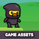 Ninja Duck Game Assets