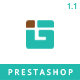 Ganzy -  Furniture Prestashop Theme with Blog