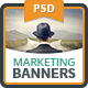 Web Marketing Banner Ads