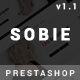 Sobie - Fashion Shop Prestashop Theme with Blog