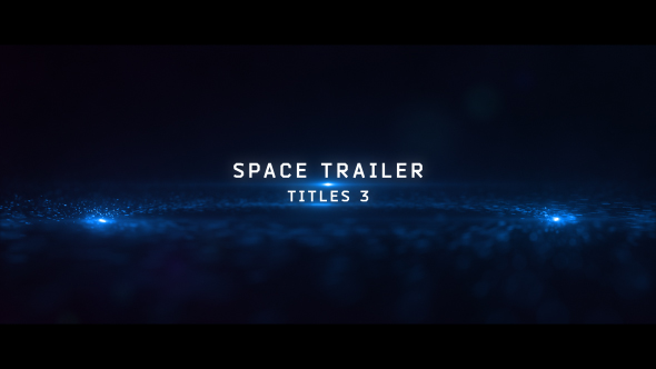 Space Trailer Titles 3