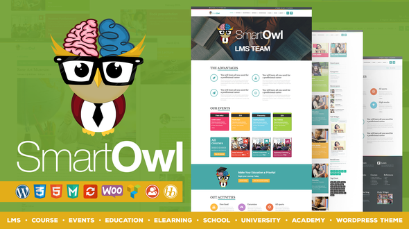 Download LMS / Course / eLearning / Education / Events / School / University / Academy WordPress Theme nulled download