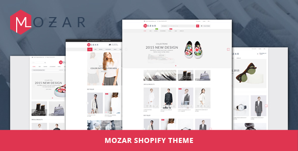 Download Mozar - Shopify Theme nulled download