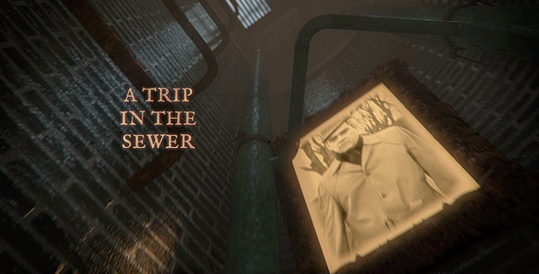 After Effects Project - VideoHive A Trip in the Sewer 1598245