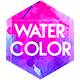 40 Abstract Watercolor Bundle