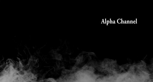 Alpha Channel, Background