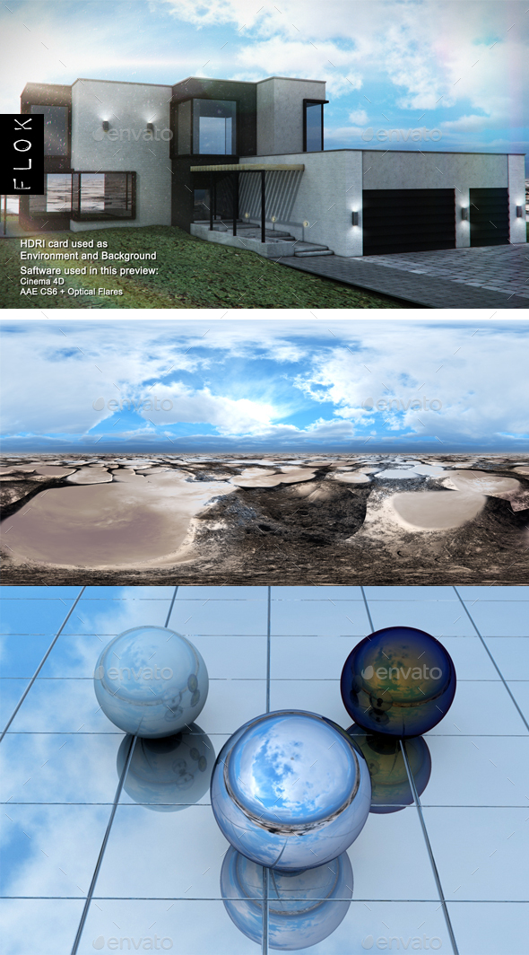 Daylight Desrt 36 - 3DOcean Item for Sale