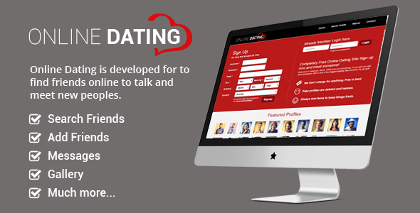 Download Online Dating Script nulled download