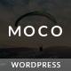Moco - One Page WordPress Theme