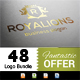 Luxurious Royal Boutique Logo Bundle