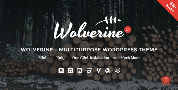 Download Wolverine - Responsive Multi-Purpose Theme nulled download