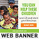 Donation Banner Ad Templates Lite