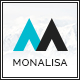 Monalisa - Creative Multipurpose WordPress Theme