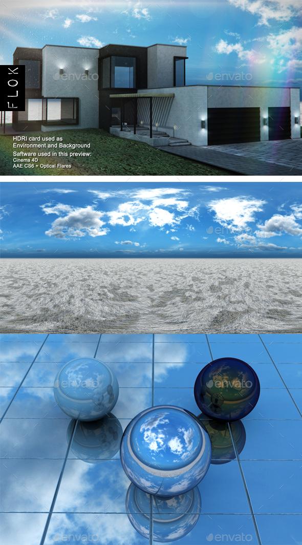Daylight Desrt 37 - 3DOcean Item for Sale