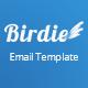 Birdie - Responsive Email Template