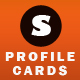 SOLID – CSS3 Responsive Profile Cards (Miscellaneous) Download