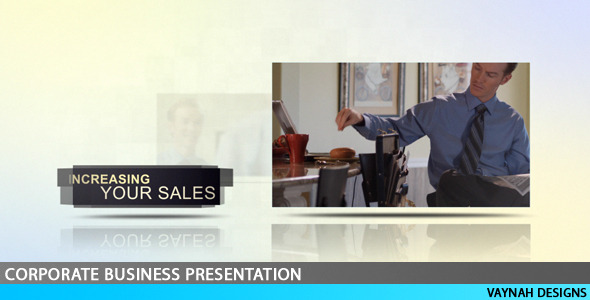 After Effects Project - VideoHive Corporate Business Presentation 1601993