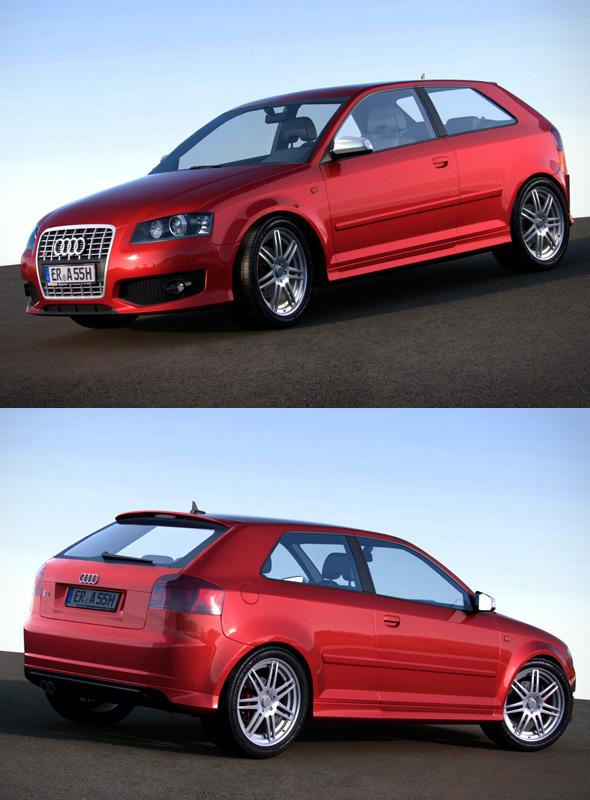 3DOcean Audi S3 8P 2003-2009 120366