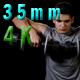 Dumbbells Workout On Background 17