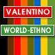 African Kalimba Atmospheric Rhythm
