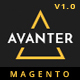 Avanter – Funiture Store Magento Template (Magento) Download