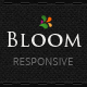 Bloom - Responsive One Page Template - ThemeForest Item for Sale