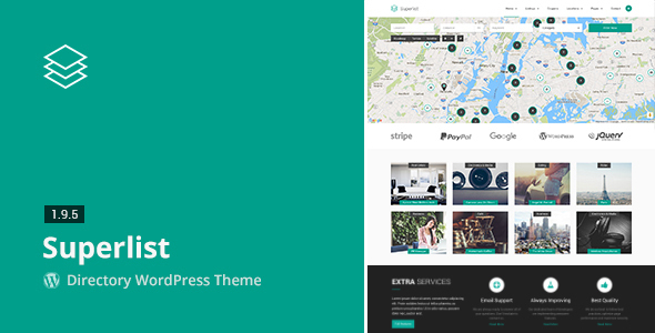 2 - Superlist - Directory WordPress Theme