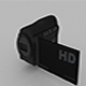 Simple Textured Camcorder