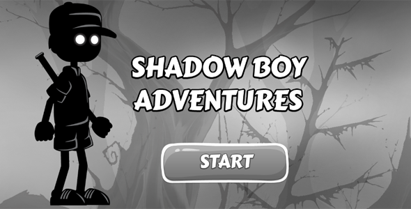 Download Shadow Boy Adventures - HTML5 Game nulled download