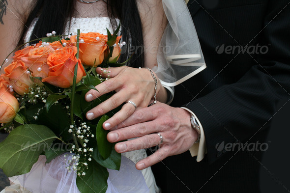 wedding detail - Stock Photo - Images