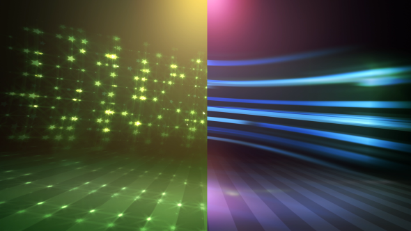 Tanssilattia Pack 3 - Light Taustat Motion Graphics