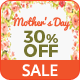 Mother's Day - HTML5 ad banners