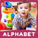 Alphabet - Daycare / School HTML5
