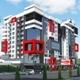 3D Cube House